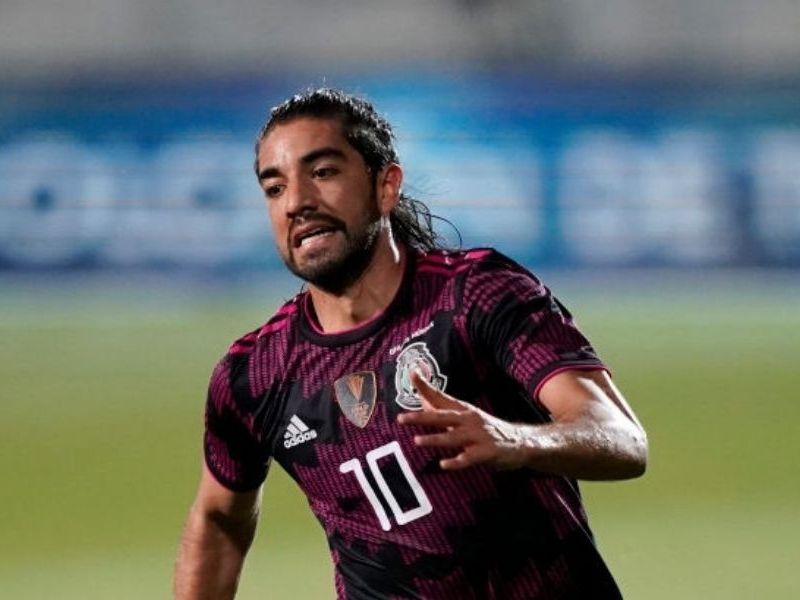 Rodolfo Pizarro baja de la Selección Mexicana