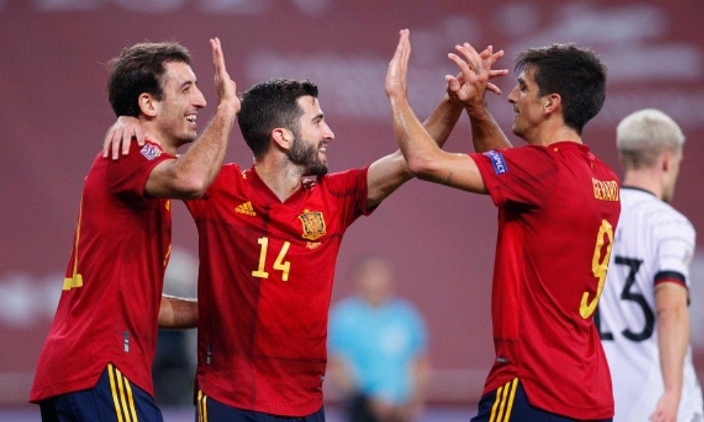 España en un proceso de reconstrucción