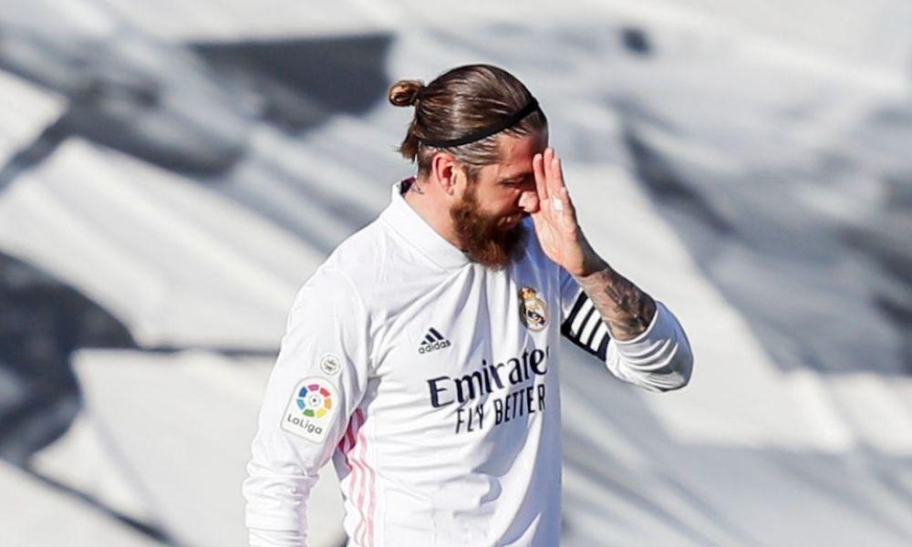 Real Madrid anunció la salida de Sergio Ramos