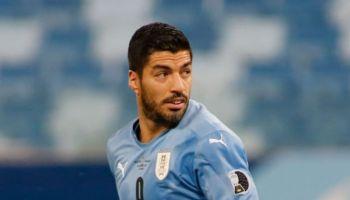 Uruguay venció a Bolivia Copa América