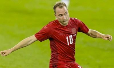 Eriksen Dinamarca UEFA