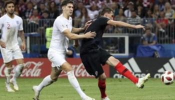 Inglaterra vs Croacia