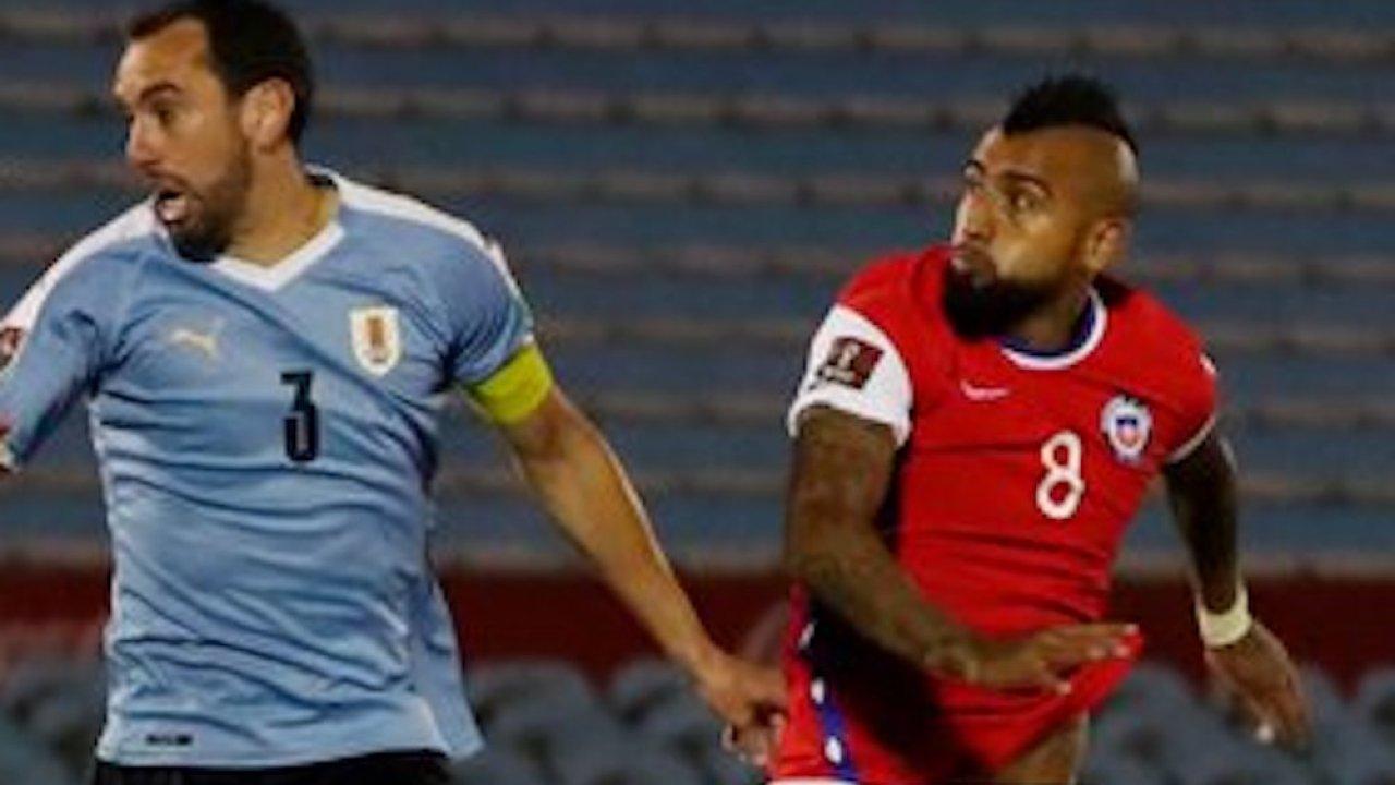 En vivo! Uruguay y Chile disputan un partidazo de Copa América