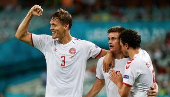 Dinamarca eliminó a República Checa en Cuartos Eurocopa 2020