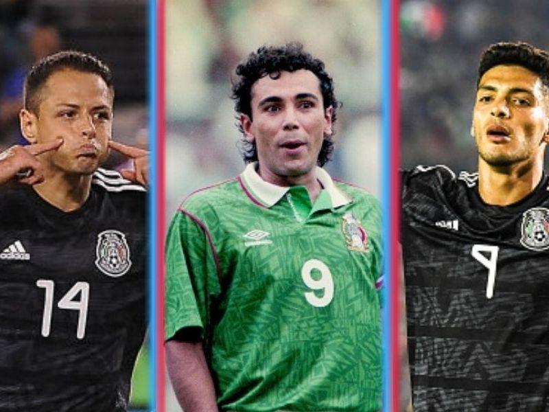 Goleadores de la Selección Mexicana en Copa Oro