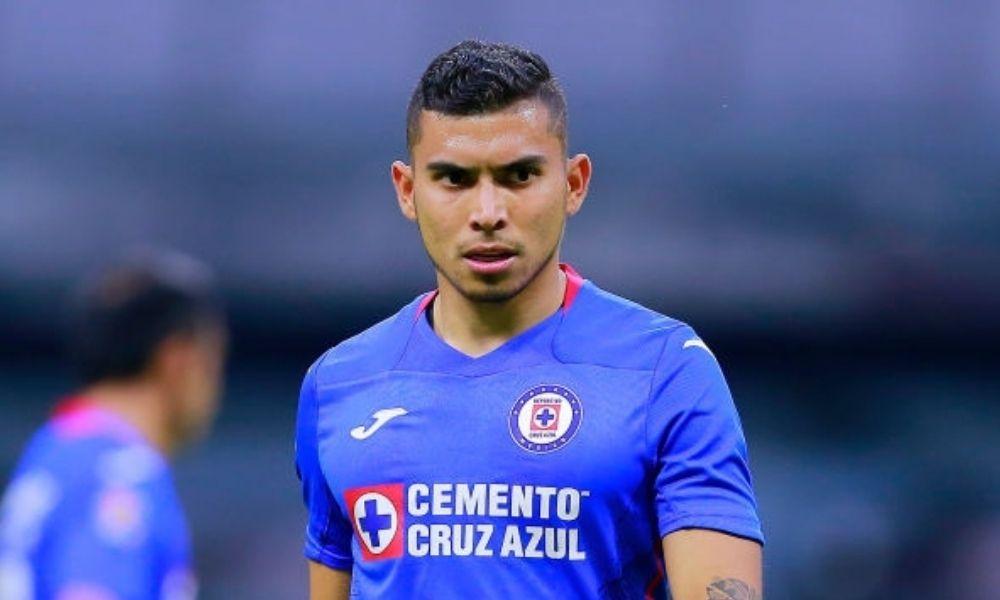 Orbelín Pineda último torneo con Cruz Azul