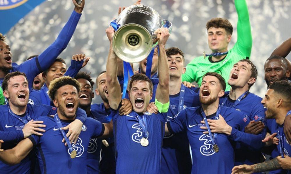 Candidatos Champions League Temporada 2021 22