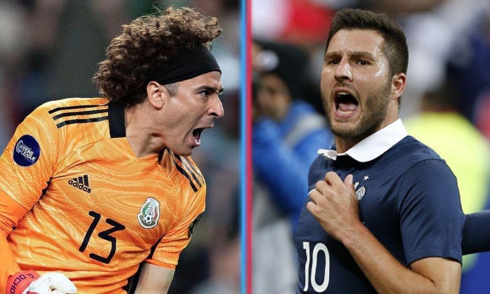 Pronóstico México vs Francia