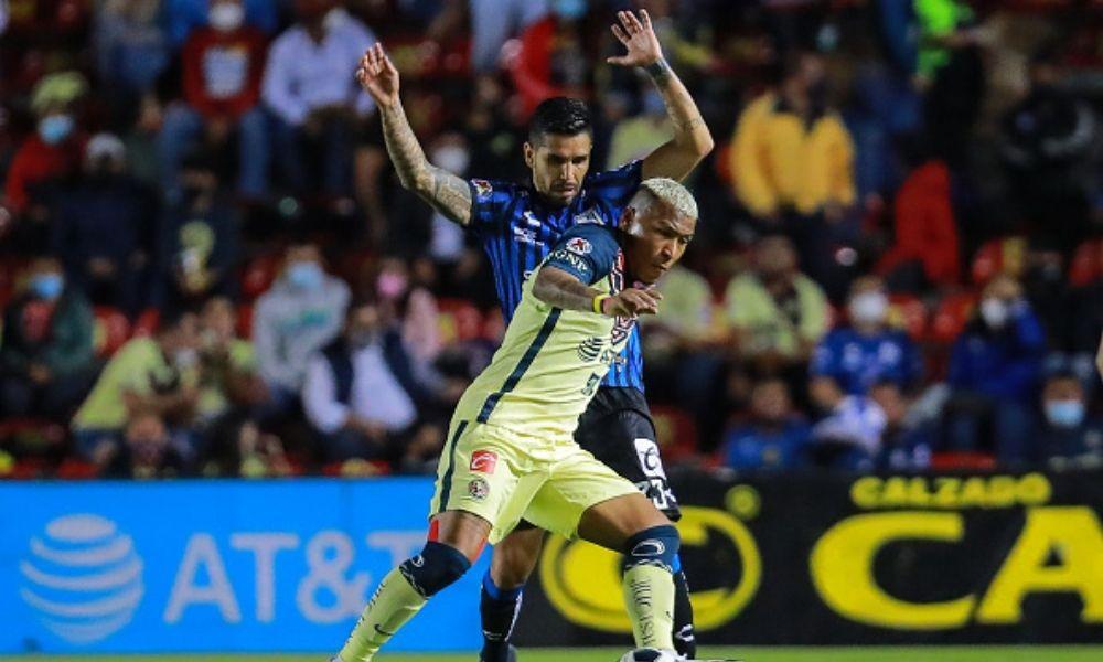 Querétaro y América empataron a ceros en A21