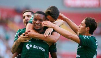 Santos Laguna goleó a Necaxa enGrita México A21