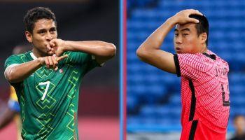Pronóstico México vs Corea del Sur