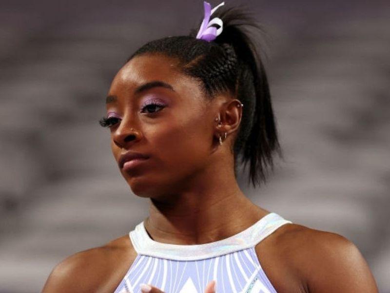 Simone Biles se retiró de las finales en Tokio 2020