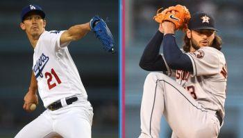 Pronóstico Dodgers vs Astros 2021