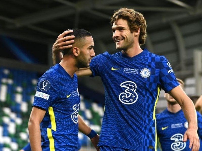 El Chelsea ganó la Supercopa de Europa 2021