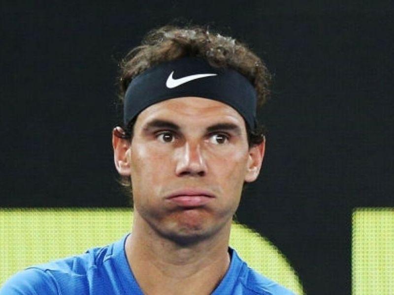 Nadal criticó Novak Djokovic
