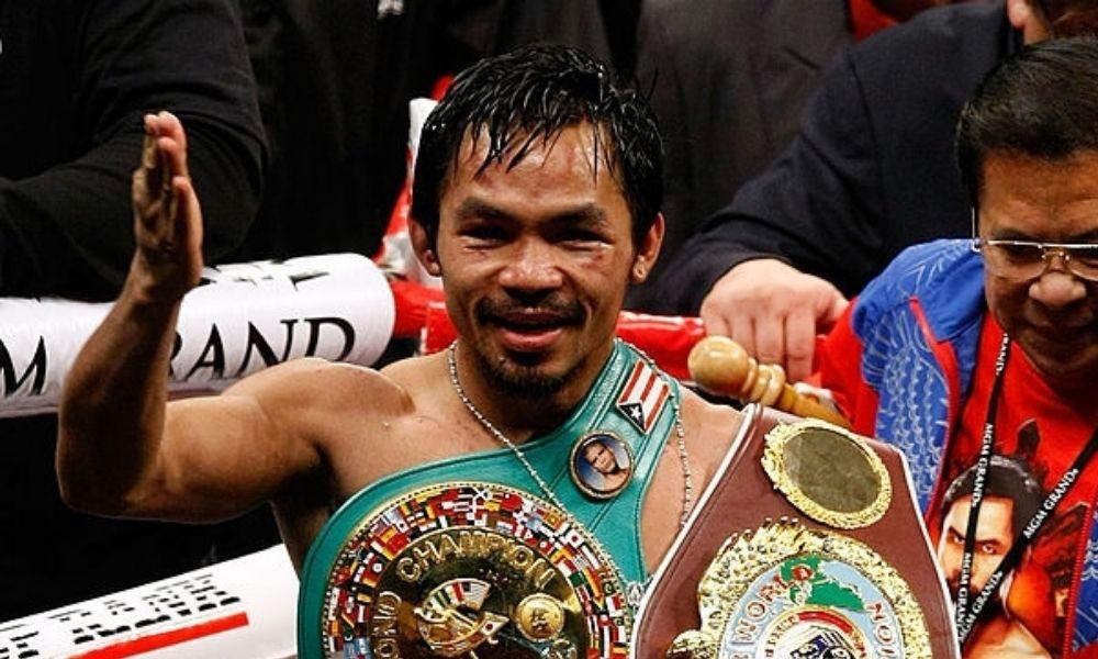 Manny Pacquiao anunció su retiro
