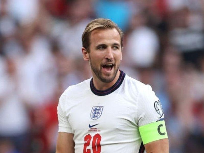 Harry Kane quiere ser el máximo goleador de Inglaterra