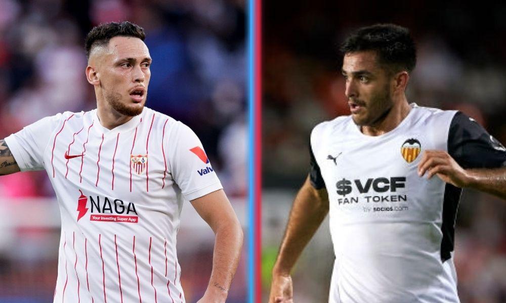 en vivo Sevilla vs Valencia