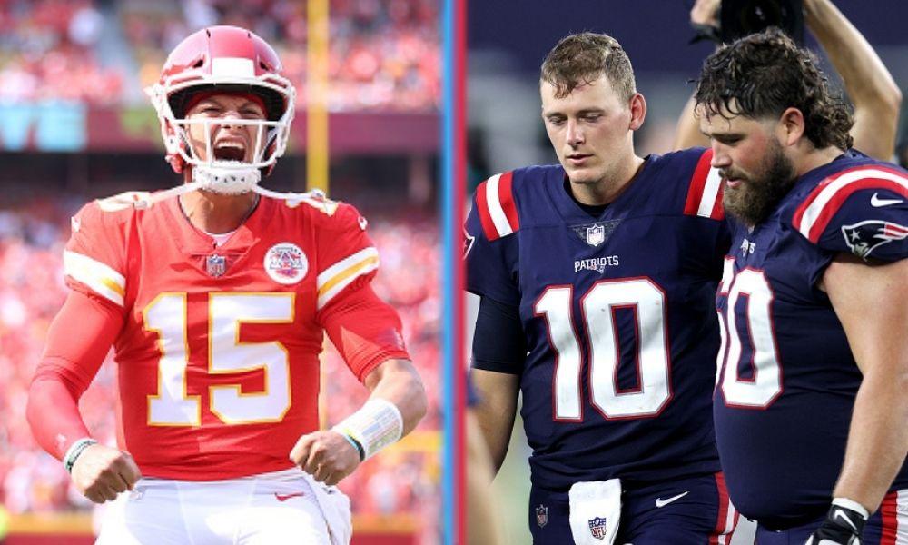 Semana 1 de la NFL