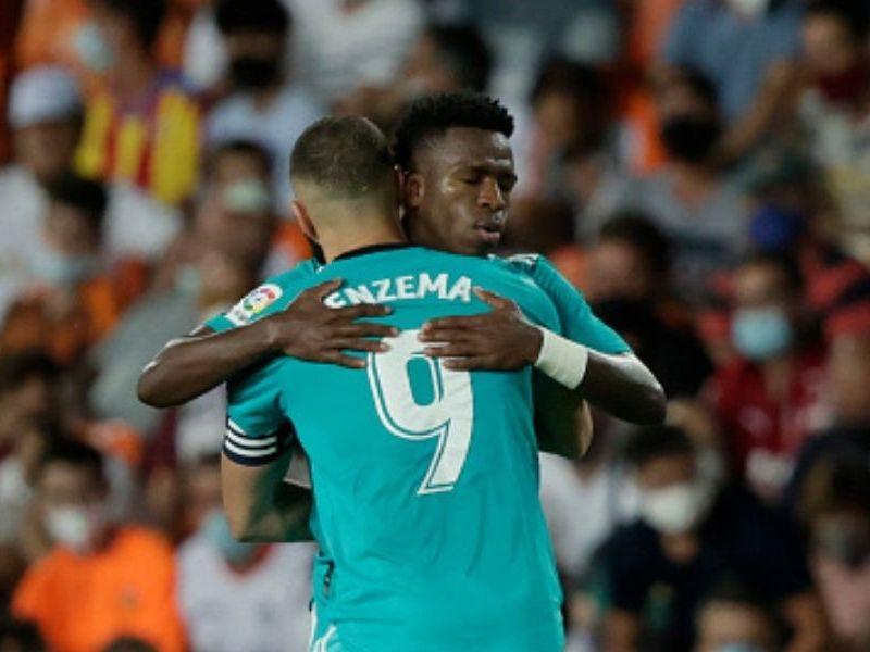 Real Madrid venció al Valencia