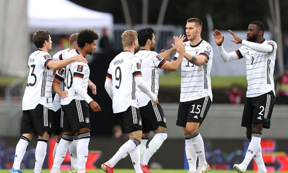 Alemania venció a Islandia en eliminatorias