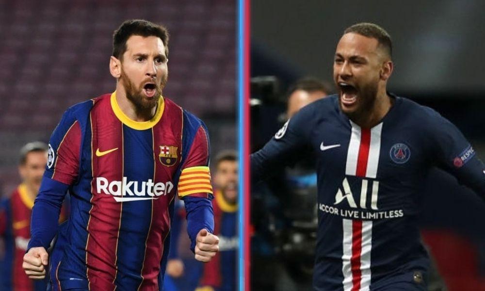 máximos goleadores de Sudamérica en Champions