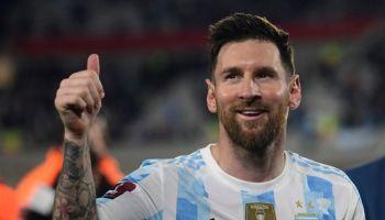 Cristiano ofreció disculpas a Messi