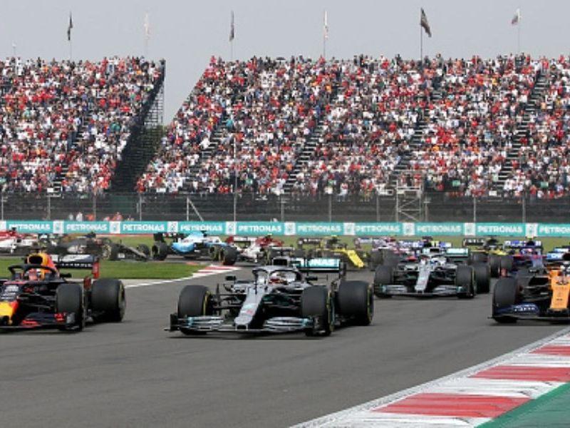 Calendario de la Temporada 2022 de Fórmula 1