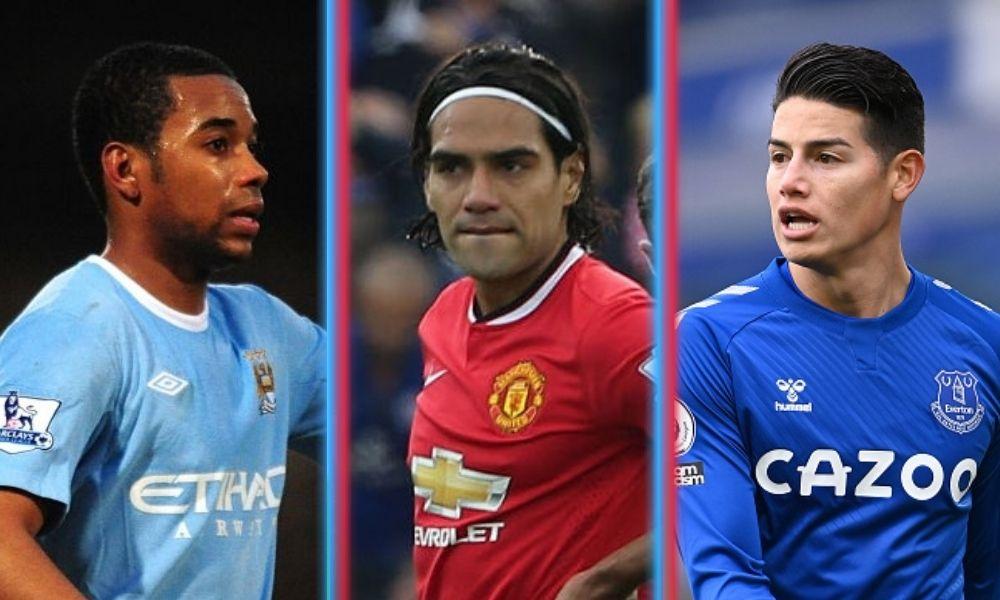 jugadores latinos que fracasaron en Premier League