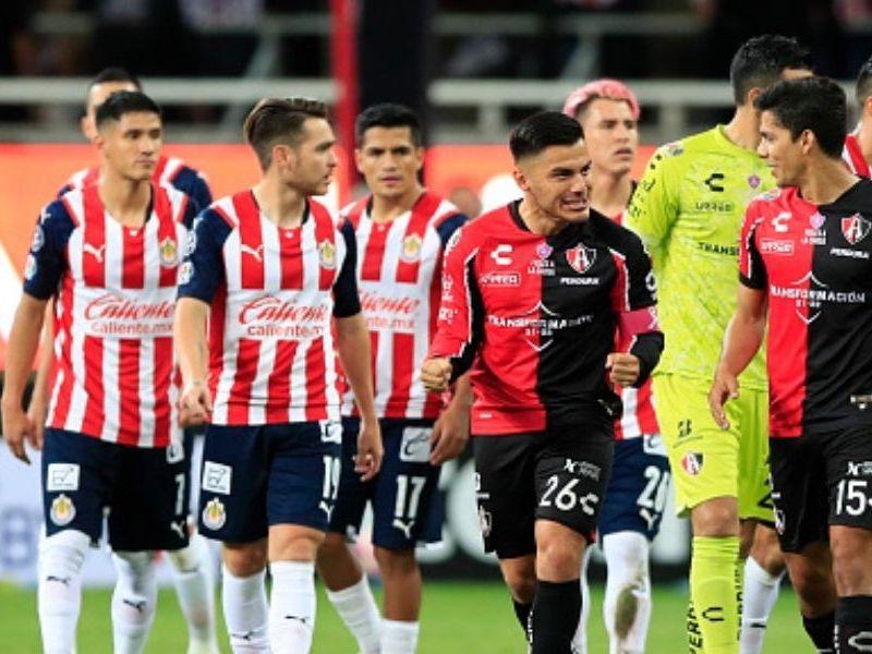 Atlas venció Chivas