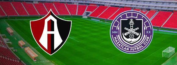 Pronóstico Mazatlán FC vs Atlas