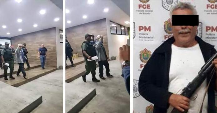 Resultado de imagen para Se hizo justicia: Sale libre Don Ramón Merino, el hombre que mató al secuestrador de su hijo