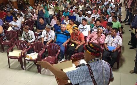 Presentamos oficialmente el Gobierno Territorial Autónomo de la Nación Wampís en Iquitos