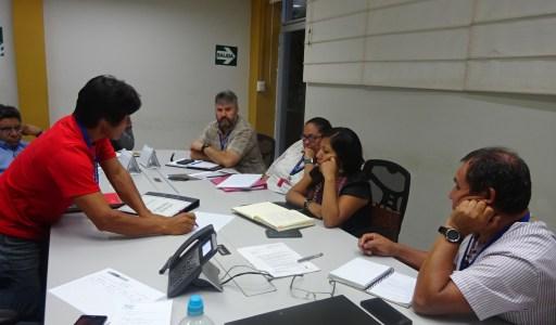Inició el diálogo para dar solución a la contaminación por crudo en las comunidades Fernando Rosas y Arutam