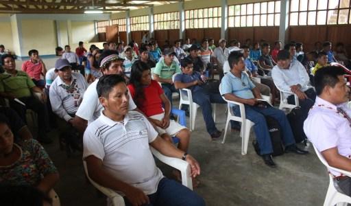 VIII Cumbre de la Nación Wampis se realizó del 7 al 10 de agosto