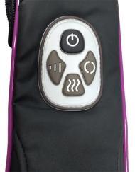 3D smart SHIATSU Nackmassage G3, uppladdningsbar