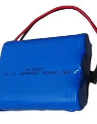 Utbytesbatteri till 3D smart SHIATSU Nackmassage, Generation 2