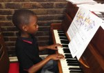Piano, violin and woodwind lessons were held at Mondeor in Johannesburg, South Africa