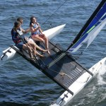 NACRA 570 School Catamaran
