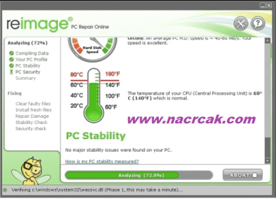 Reimage PC Repair 2021 v1.9.0.2 Crack License Key Free Download (Win/Mac)