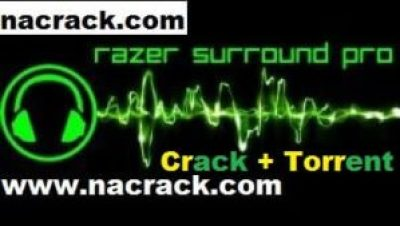 Razer Surround Pro 2 21 (Crack) + Serial Key {Portable} Free