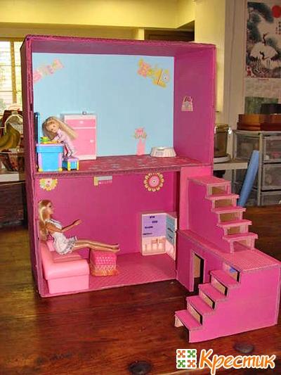 Panenky pro panenky Barbie