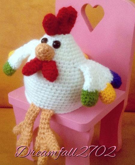 オンドリーかぎ針編みマスタークラス