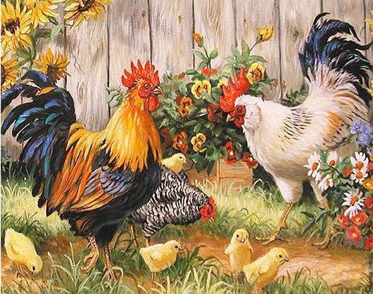 Menipu dari enam ayam