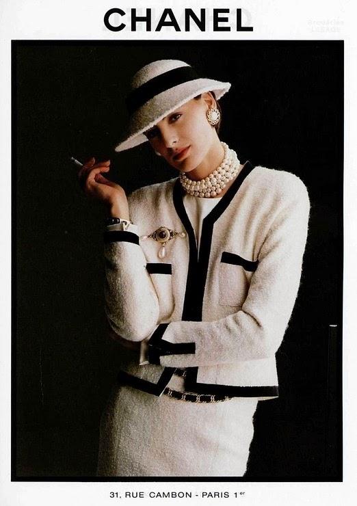 Coco Chanel ในการตกแต่งที่ชื่นชอบ