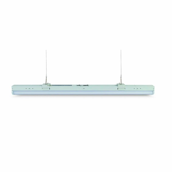 Fluorescent Tube Fixture Replacement LINEAR CHANNEL LUMINAIRES WITH QUICK CLIP INSTALLATION