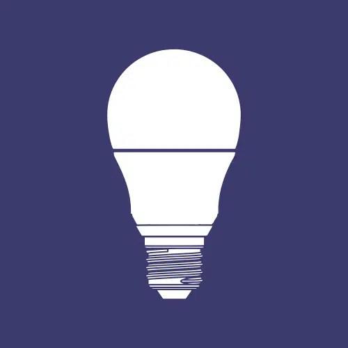 Bulb-LED-Menu-Icons