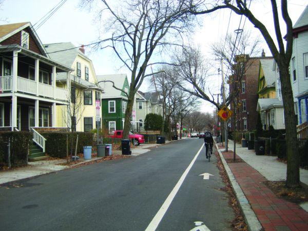 Neighborhood Street - National Association of City ...