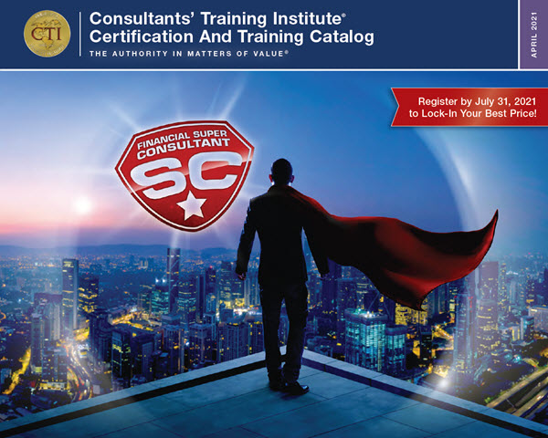 CTI Certification and Training Catalog