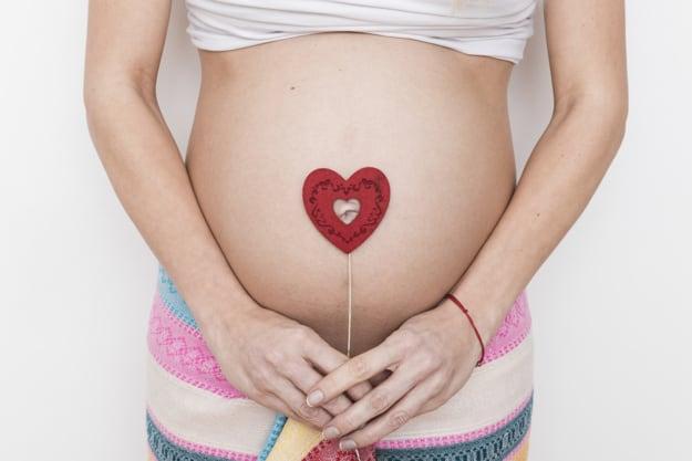 Principais sintomas da gravidez